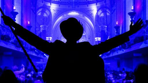 The Spookiest Ticket in Town: The USNA Halloween Concert